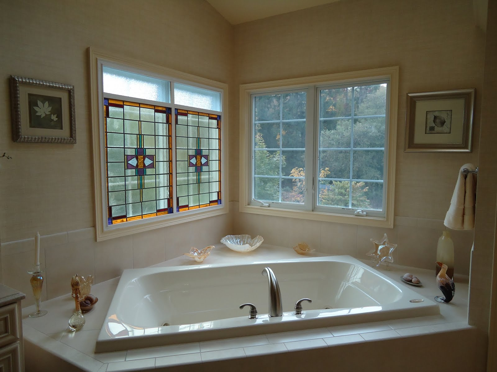 Master bath designs without tub great master bathroom for Master bathrooms without bathtubs