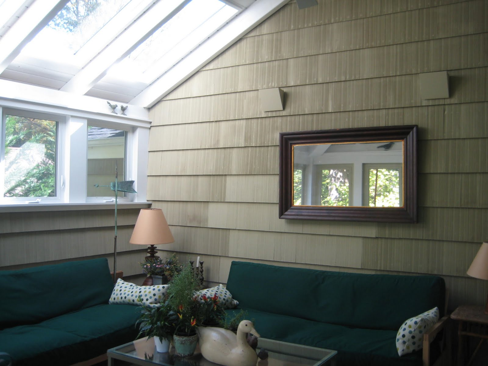 Enjoy the outdoors year-round with sunrooms...