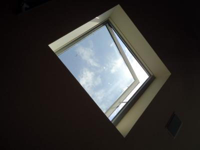 Venting Skylights to Bring in Fresh Air