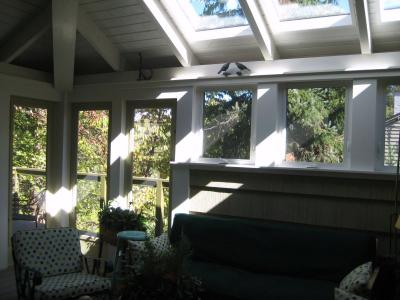Radiant Sunrooms