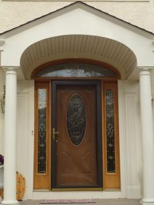 Custom Front Entry Systems